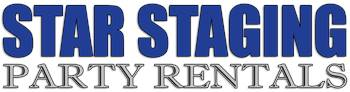 STAR STAGING PARTY RENTALS