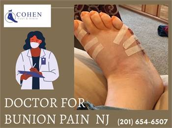 Cohen Foot And Ankle