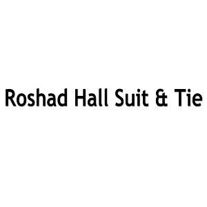Roshad Hall Suit & Tie