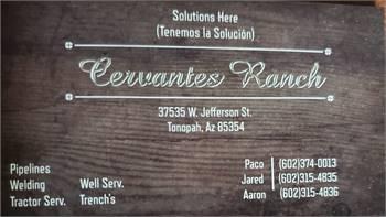 Cervantes Ranch LLC